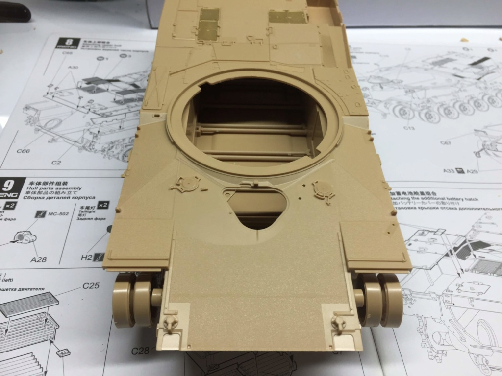 M1A2 Abrams Tusk MENG 1/35 Termine Img_9744
