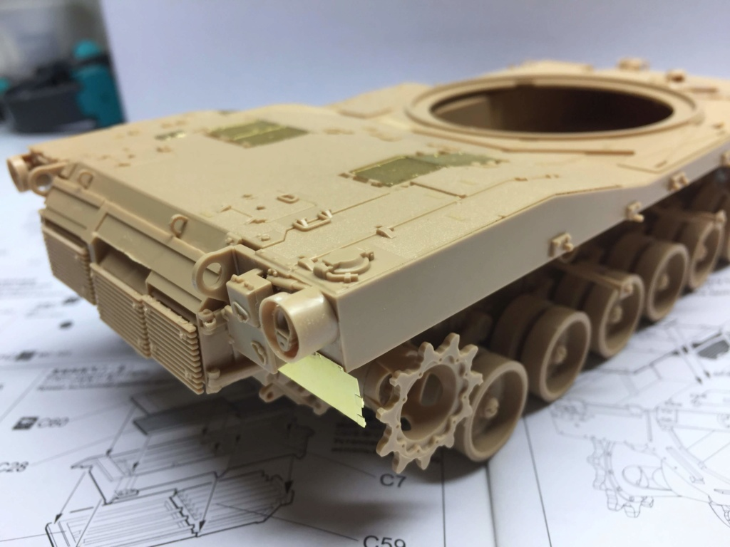 M1A2 Abrams Tusk MENG 1/35 Termine Img_9748