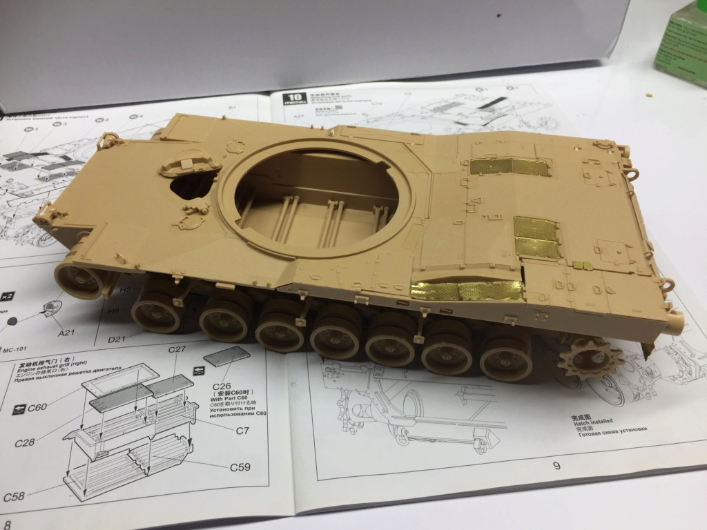 M1A2 Abrams Tusk MENG 1/35 Termine Img_9749