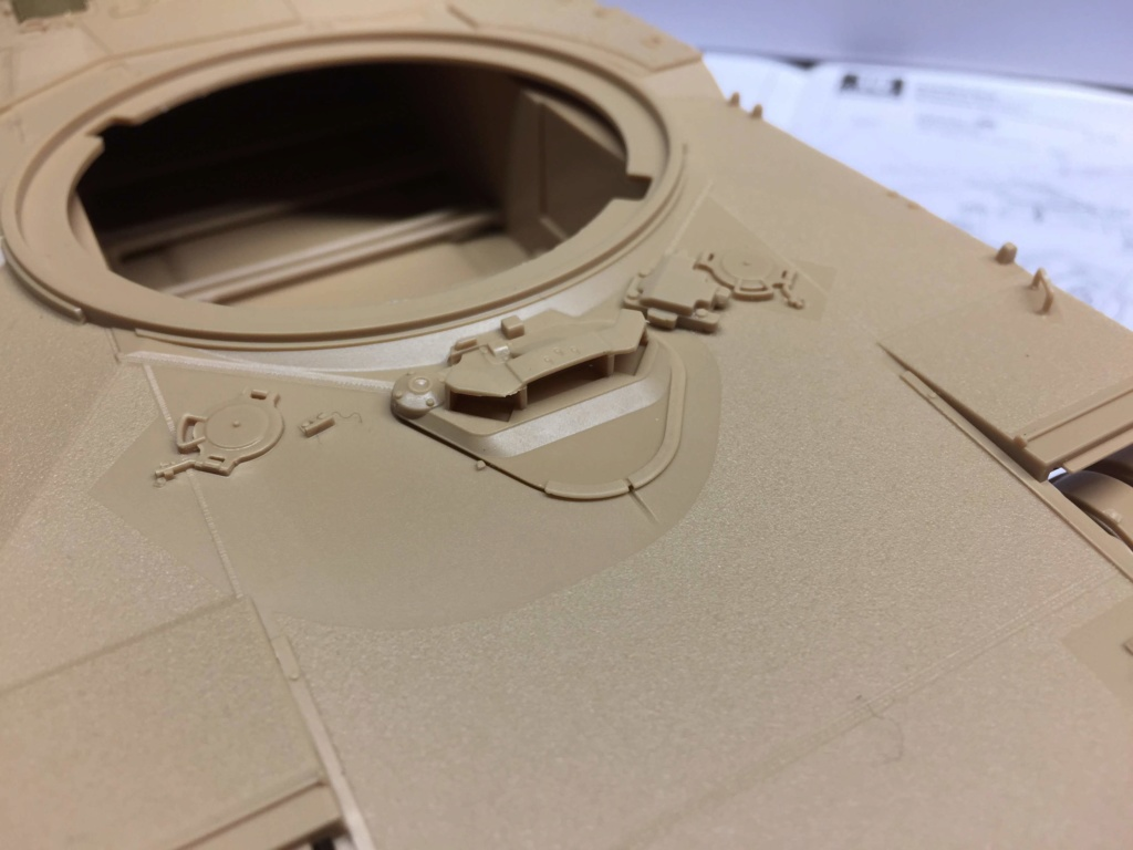 M1A2 Abrams Tusk MENG 1/35 Termine Img_9750