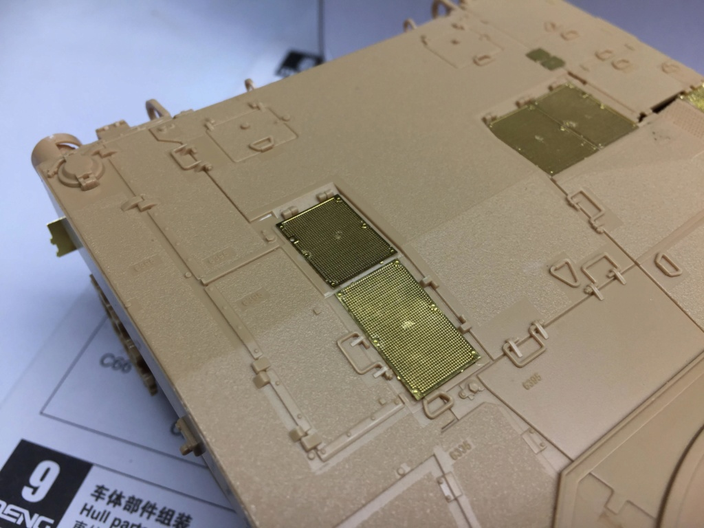 M1A2 Abrams Tusk MENG 1/35 Termine Img_9752