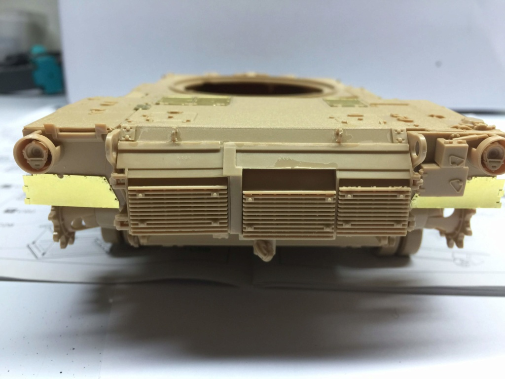 M1A2 Abrams Tusk MENG 1/35 Termine Img_9753