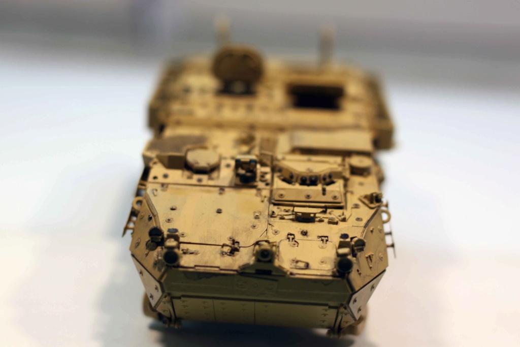 Dio Stryker M1132 Mine roller, M1132 Surface Mine trumpeter et M1126 AFV  1/35 - Page 11 Img_9818