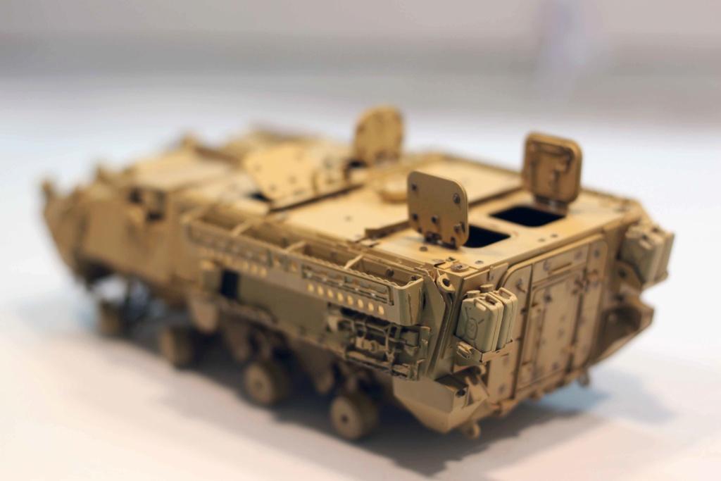 Dio Stryker M1132 Mine roller, M1132 Surface Mine trumpeter et M1126 AFV  1/35 - Page 11 Img_9820