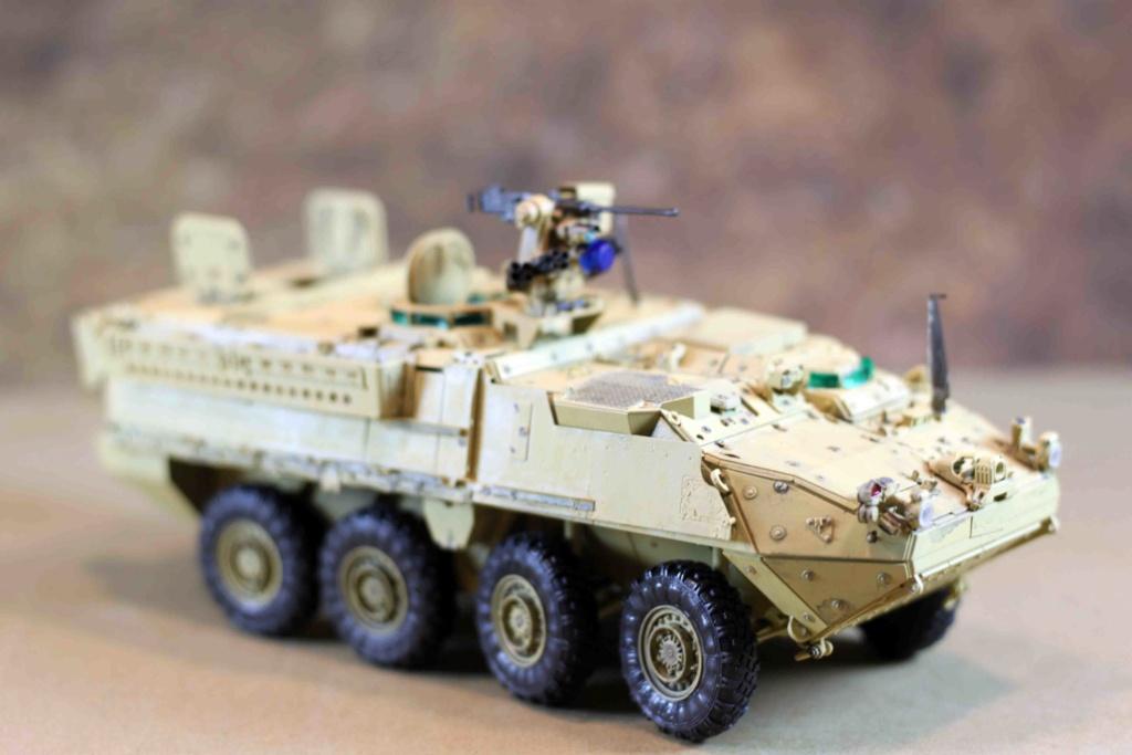 "Stryker M1131 "" Desert Storm "" Trumpeter 1/35 Img_9826"