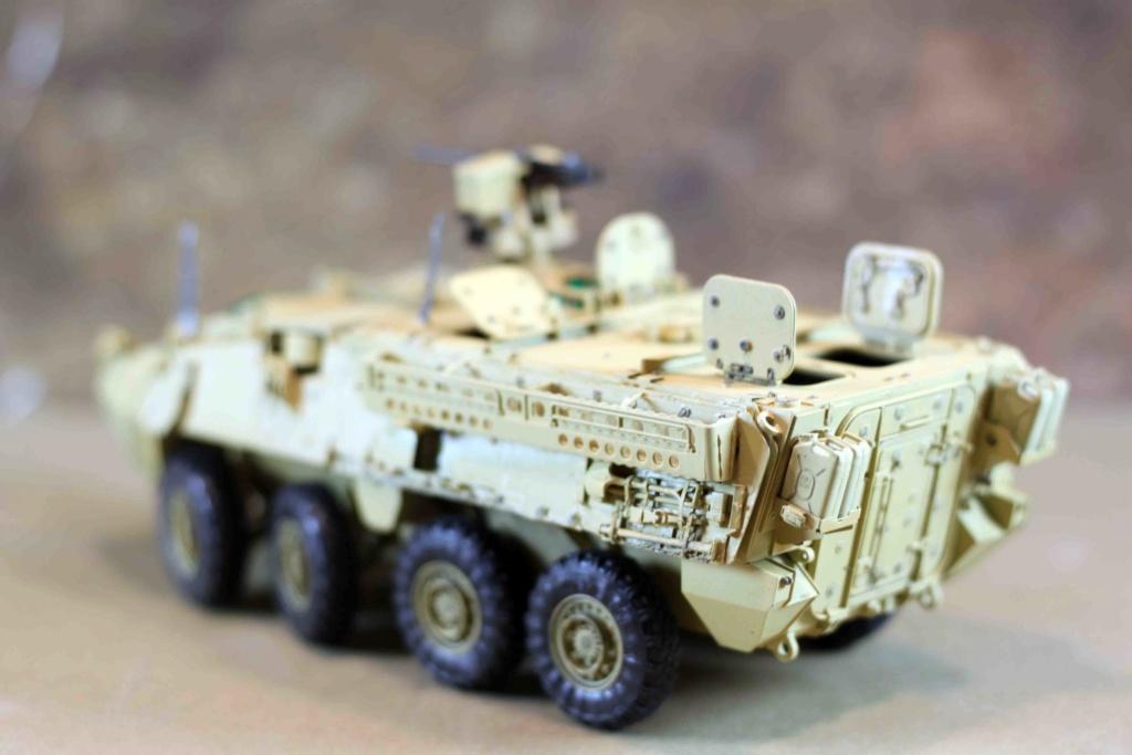 "Stryker M1131 "" Desert Storm "" Trumpeter 1/35 Img_9829"