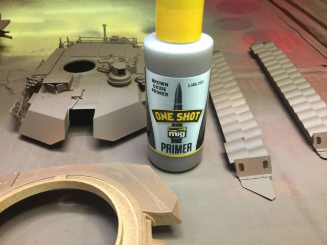 M1A2 Abrams Tusk MENG 1/35 Termine - Page 3 Img_9976