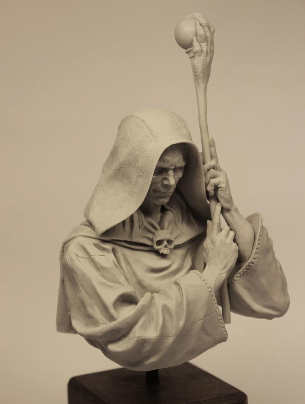 Un grand sculpteur   Romain Van den Bogaert Necrom10