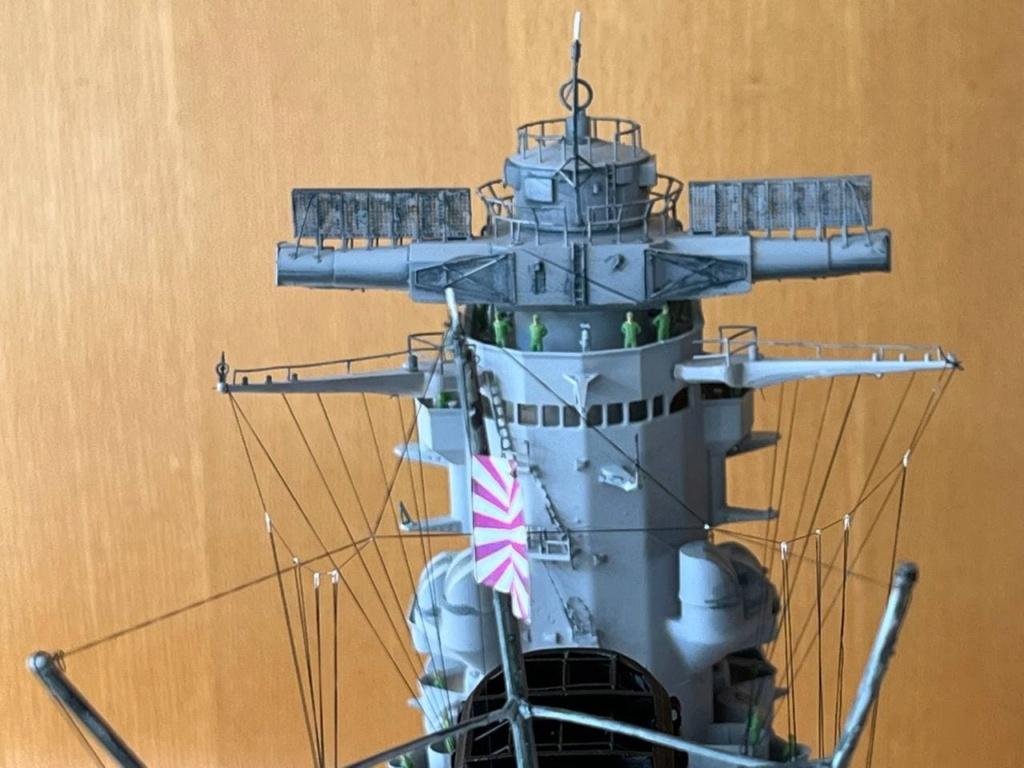 Pont central du cuirassé Japonnais Yamato 1/200  Termine - Page 3 Photo104