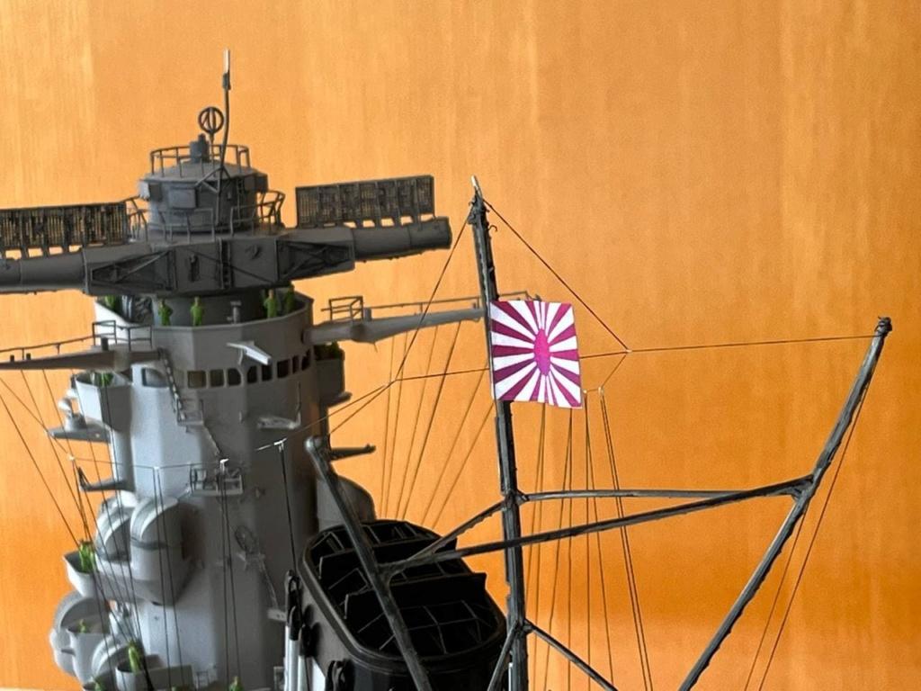 Pont central du cuirassé Japonnais Yamato 1/200  Termine - Page 3 Photo106