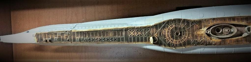 Sous-marin U-Boat VIID résine 3D au 1/100 - Page 8 Photo_17