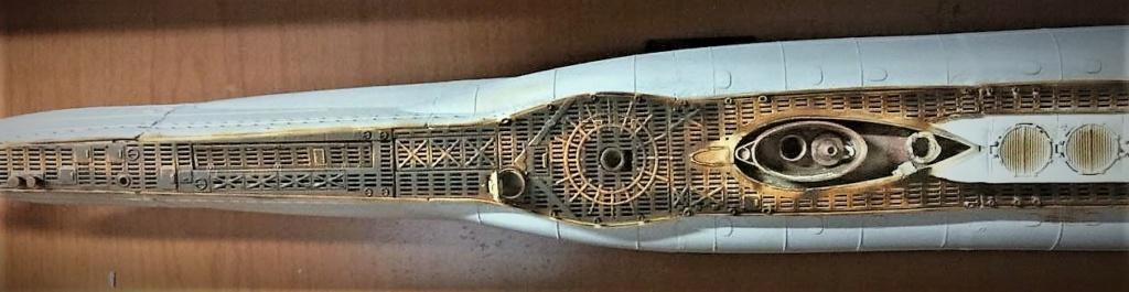 Sous-marin U-Boat VIID résine 3D au 1/100 - Page 8 Photo_18