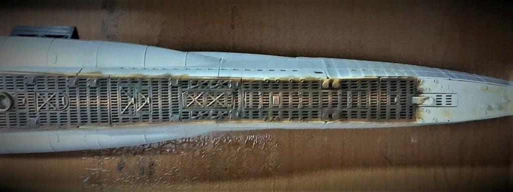 Sous-marin U-Boat VIID résine 3D au 1/100 - Page 8 Photo_20