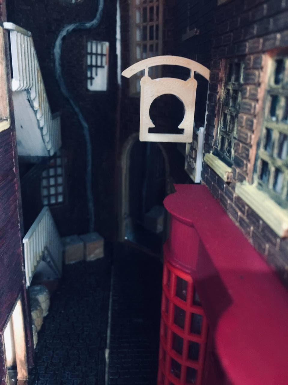 Séparateur de livres Harry Potter Photo_54