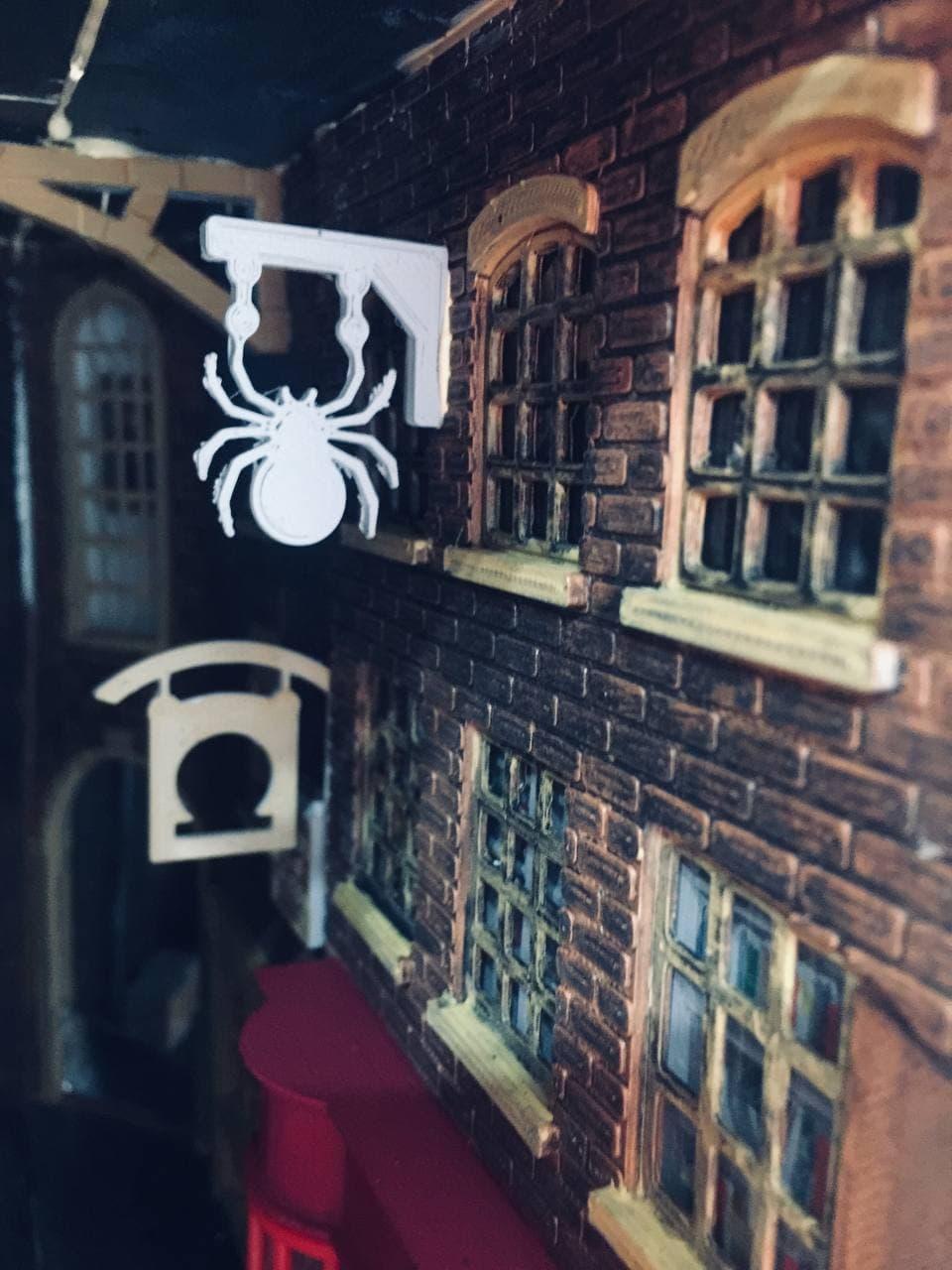 Séparateur de livres Harry Potter Photo_58