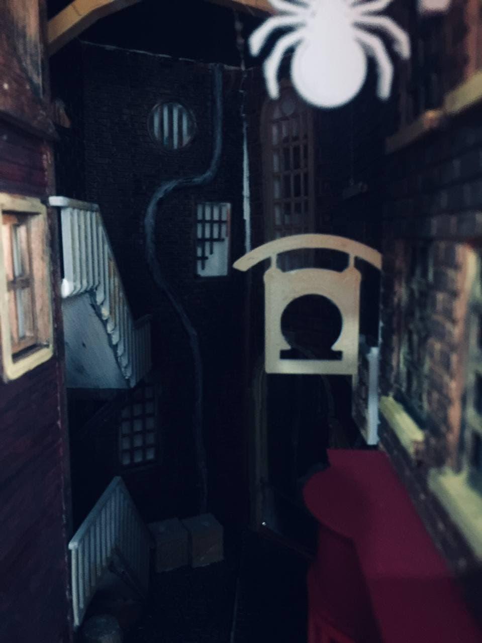 Séparateur de livres Harry Potter Photo_62