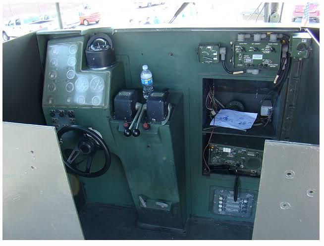 Patrouilleur fluvial  PBR MK2 1/35 - Impression 3D personnelle - Page 8 Poste10