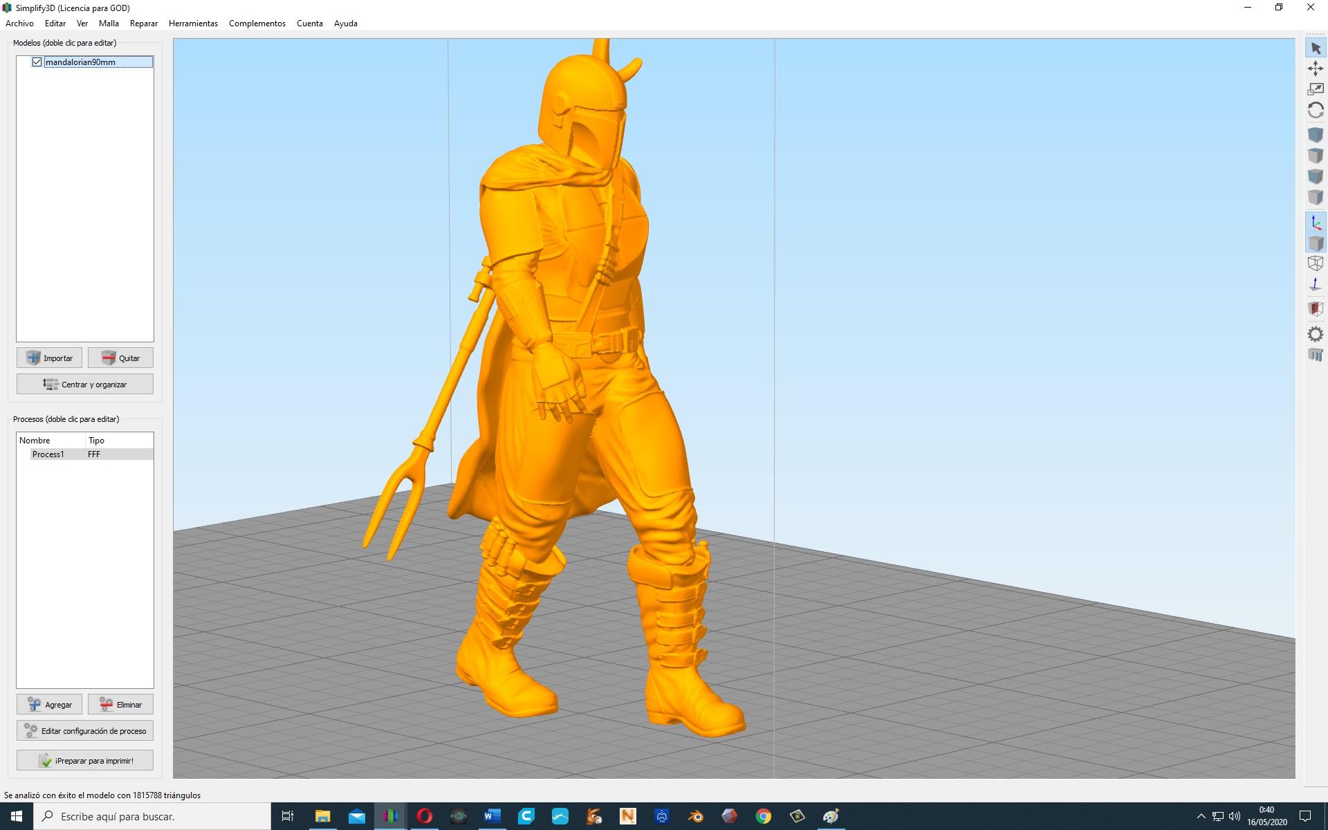 IMPRESSION 3D Sin_tz23
