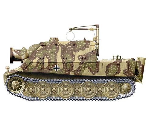 Sturmmörser Tiger - Italeri 1/35 Mise a jour le 25/11 - Page 5 Sturmm10