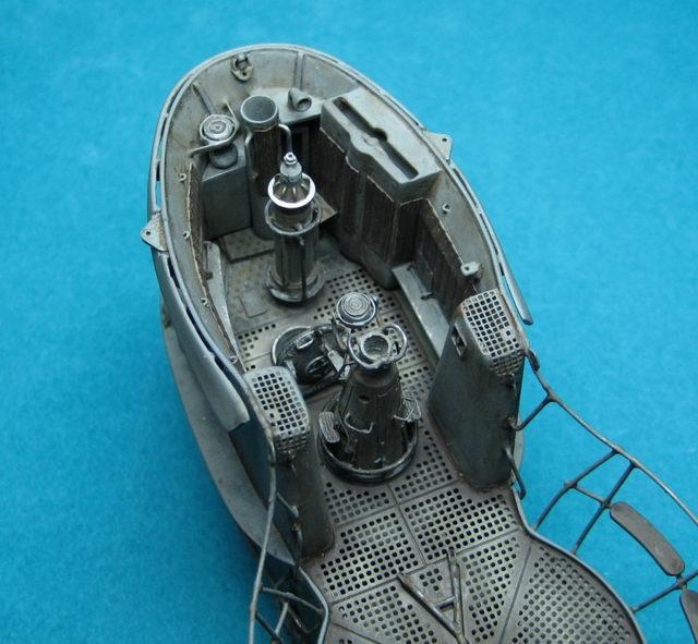 Sous-marin U-Boat VIID résine 3D au 1/100 - Page 7 U-boot10