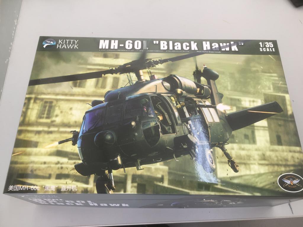 """MH-60L """" Black Hawk """" KITTY HAWK 1/35 Whatsa13"""