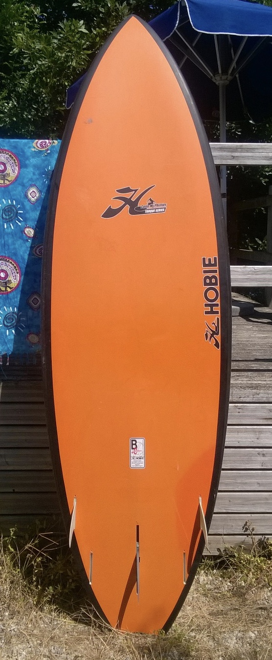 Stand Up Paddle (SUP) surf 7'11 + housse Fullsi11