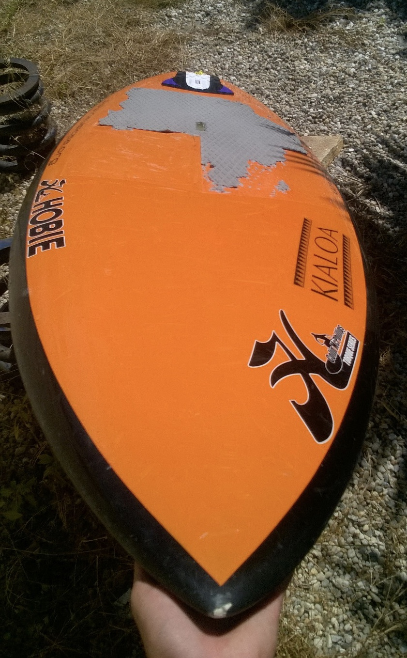 Stand Up Paddle (SUP) surf 7'11 + housse Fullsi14