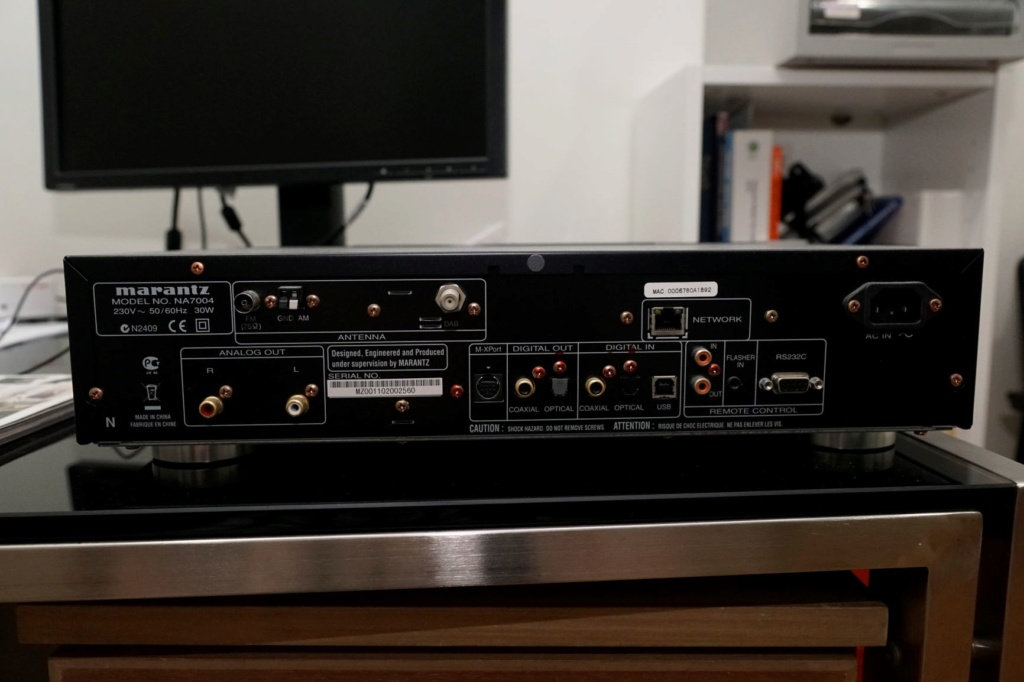 Marantz NA7004 (Used) - NO Remote _dsc6911
