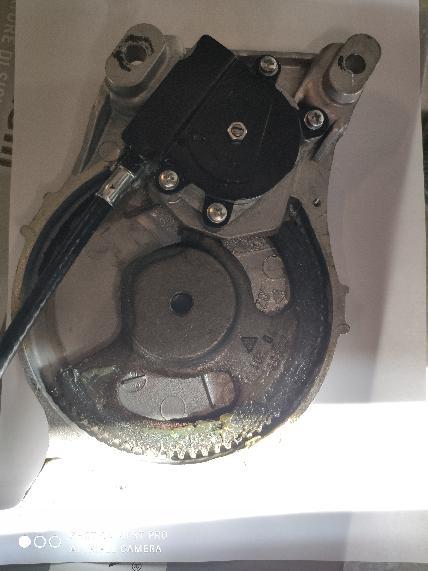 Renseignements sur l'état du moteur de capote 986 2.5 175310