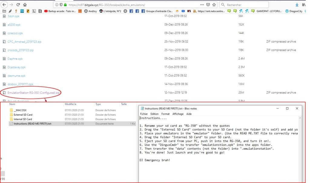 EmulationStation sur RG350 Es_rg310