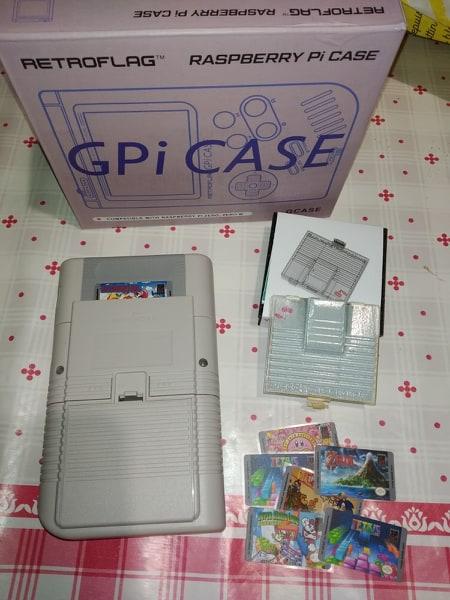 [VENDU] GPi Case complet Gpicas13
