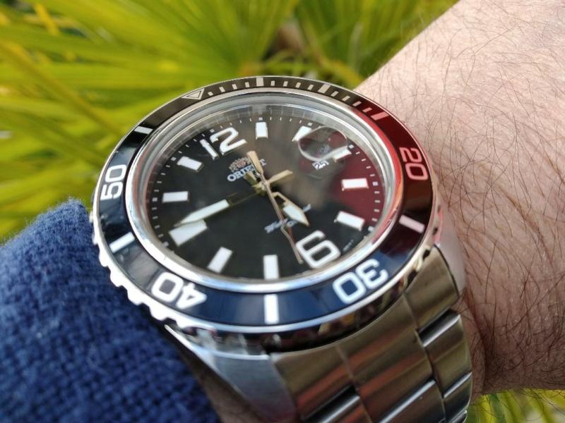 Plongeuse Orient Quartz homage à... Orient12