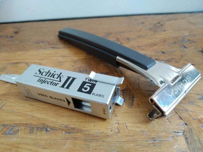 Schick Injector II Schick11