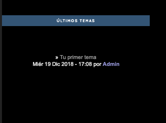 MODIFICAR EL ICONO DE LOS LINKS DEL WIDGET DE ULTIMOS TEMAS Captur10