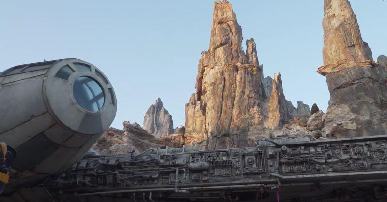 [Disneyland Park] Star Wars: Galaxy's Edge (31 mai 2019) - Page 21 Captur11