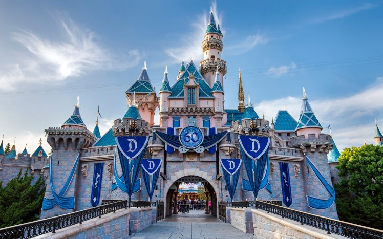 [Disneyland Resort] Réhabilitation Sleeping Beauty Castle (2019) Disney14