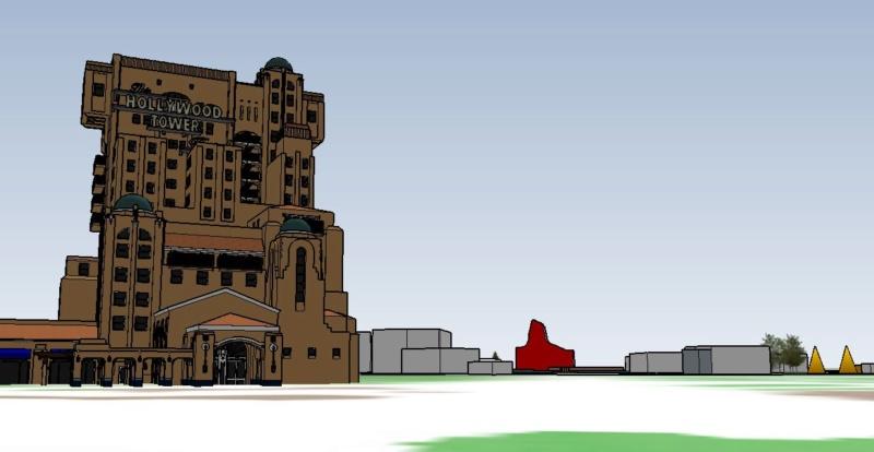 Extension du Parc Walt Disney Studios avec nouvelles zones autour d'un lac (2022-2025) - Page 8 Echell11