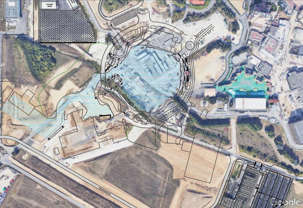 Extension du Parc Walt Disney Studios avec nouvelles zones autour d'un lac (2022-2025) - Page 40 Evolut10