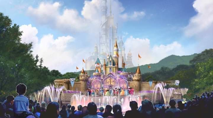 [Hong Kong Disneyland] Castle of Magical Dreams (2020) - Page 6 Fb_img13