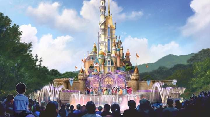 [Hong Kong Disneyland] Castle of Magical Dreams (2020) - Page 6 Fb_img14