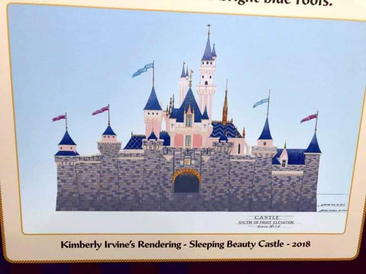 [Disneyland Resort] Réhabilitation Sleeping Beauty Castle (2019) Fb_img20