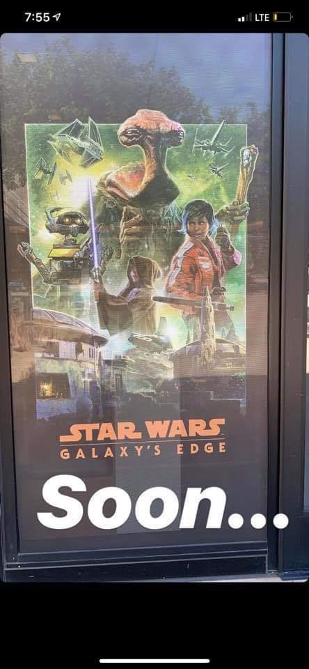 [Disneyland Park] Star Wars: Galaxy's Edge (31 mai 2019) - Page 38 Fb_img37