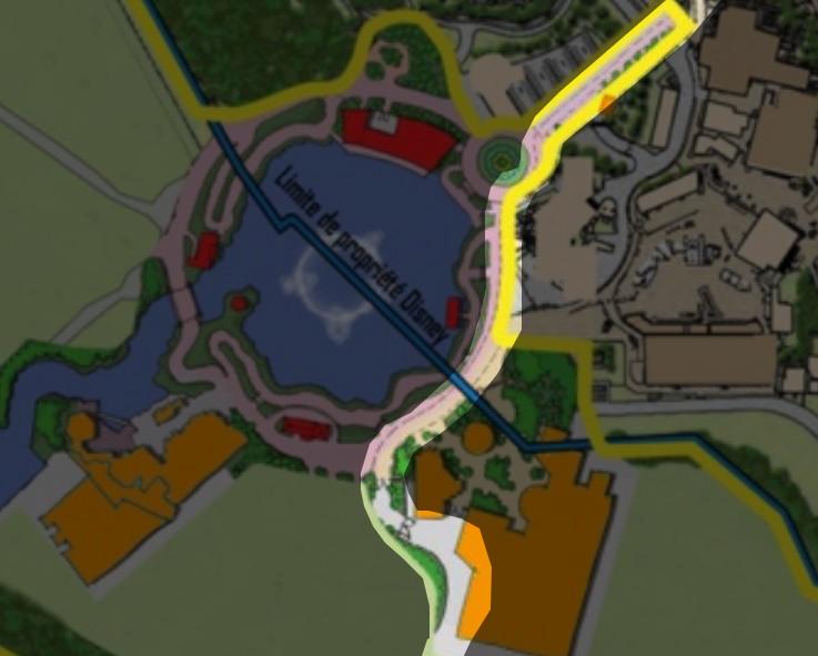 [News] Extension du Parc Walt Disney Studios avec nouvelles zones autour d'un lac (2020-2025) - Page 2 Route_10