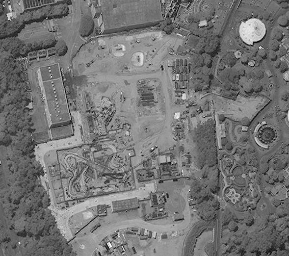 [Parc Walt Disney Studios] Nouvelle zone La Reine des Neiges  (202?) - Page 14 Satell11