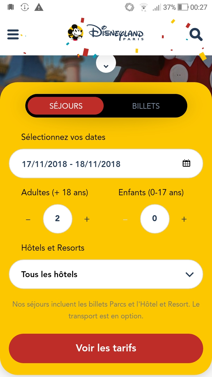 [Soirée Pass Annuels] Mickey 90 Mouse Party (6 décembre 2018) - Page 9 Screen18
