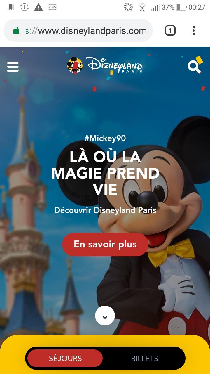 [Soirée Pass Annuels] Mickey 90 Mouse Party (6 décembre 2018) - Page 9 Screen19