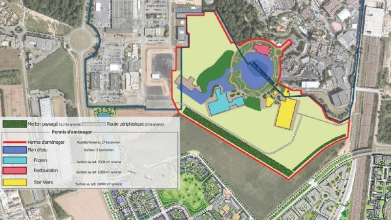 [News] Extension du Parc Walt Disney Studios avec nouvelles zones autour d'un lac (2020-2025) - Page 22 Screen40