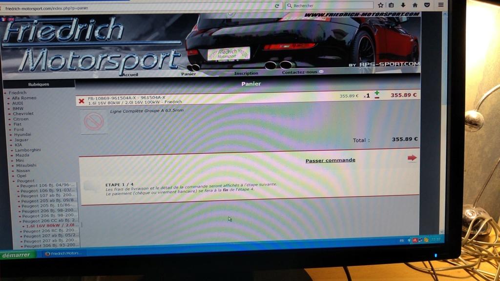 Tout savoir sur la ligne échappement 206cc 2.0l s16 (inox & acier) - Page 2 Friedr10