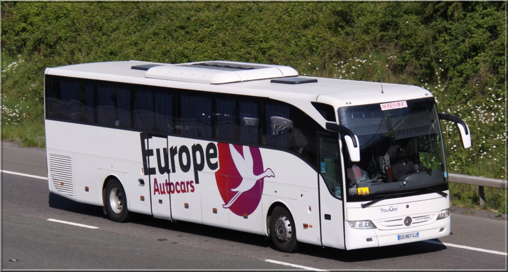 Europe Autocars  35232910