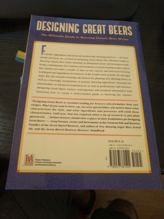 """Donne """"Designing great beers"""" de Ray Daniels Design12"""